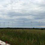 Радио-антенны у Десантного