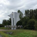 Въезд в Советск