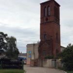 Бывшая кирха в Советске