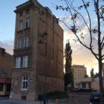 Улицы Гданьска. Узкий дом