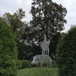 Памятник выжившим животным