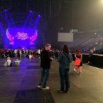 Перед концертом