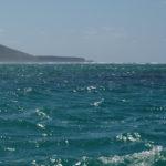 Прибой в океане