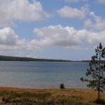 Самое большое озеро Маврикия