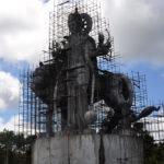 Статуя Кришне