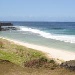 Пляж в Гри-Гри