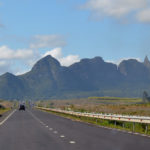 Горы и дороги Маврикия