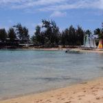 Бухта на пляже