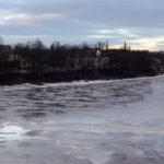 Река Великая и Ольгинская часовня