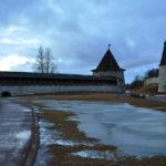 Стены Кремля (Крома)