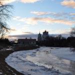 Река Пскова, Троицкий собор