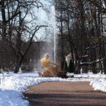 Ещё один работающий фонтан
