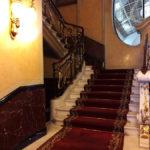 Главная лестница Дома Зингера