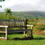 Деревенский пейзаж Англии