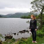 На берегу озера в Англии