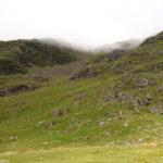 Склоны гор Англии