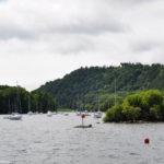 Лодки на озере Уиндермир