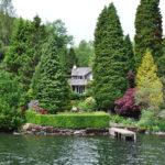 Домики у озера Уиндермир