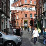 Mathew street в Ливерпуле