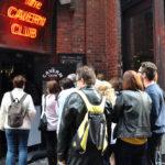 Очередь в Cavern club