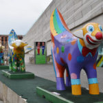 Разноцветные Банана-ламы