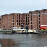Портовая зона Ливерпуля