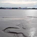 Отлив в Ливерпуле