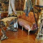 Интерьер дворца Бленем