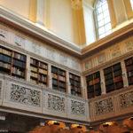 Библиотека во дворце герцогов Мальборо