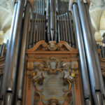 Орган во дворце Мальборо