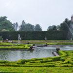 В парке у дворца Мальборо