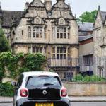 Домики Оксфорда