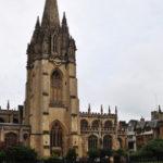 Церковь в Оксфорде