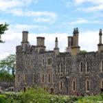 Стены Виндзорского замка