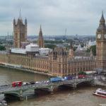 Здание Парламента и Вестминстерский мост