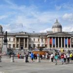 Трафальгарская площадь и Национальная галерея