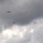 Два самолёта разошлись