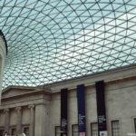 Потолок Британского музея