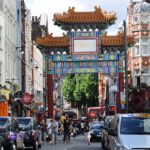 Китайский квартал в Лондоне