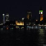 Темза ночью