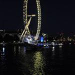 Лондонский глаз с подсветкой