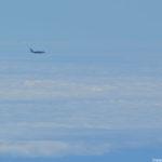 Самолёт заходит на посадку