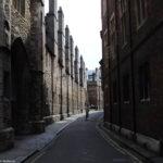 Улочки Кембриджа