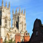 Башни кафедрального собора Йорка
