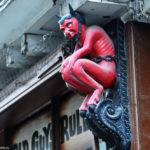 Символ Йорка - дьяволёнок