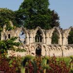 Руины церкви Св.Марии