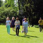 Наша группа «Русо-туристо – Облико-морале» в парке:)