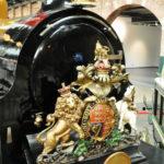 Королевский паровоз