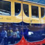 Вагоны старинных поездов