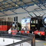 Поезда в музее